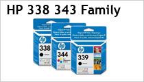 HP 338 343 Family