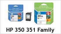 HP 350 351 Family