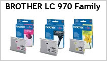 Brother LC-970 Family