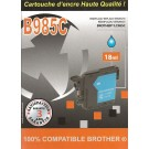 Cartouche compatible Brother LC-985C / Cyan
