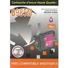 Cartouche compatible Brother LC-985M / Magenta