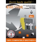 Cartouche compatible Brother LC-980 / Noir 28 ml