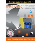 Cartouche compatible Brother LC-1100 / Cyan 18 ml