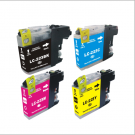 Pack 4 cartouches compatibles Brother LC-223
