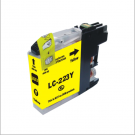Cartouche compatible Brother LC-223 / Jaune. 10ml