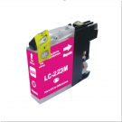 Cartouche compatible Brother LC-223 / Magenta. 10ml