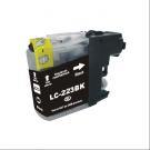Cartouche compatible Brother LC-223 / Noir 16ml