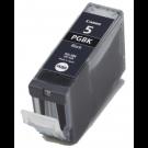 Cartouche rechargée Canon PGI-5 /  Noir / Rechargé