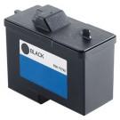 Cartouche rechargée Dell 7Y743 /  Noir / Rechargé