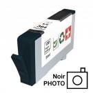 Cartouche rechargée HP 364 / Photo Noir / Rechargé