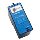 Cartouche rechargée Dell JF333 /  3 Couleurs / Rechargé