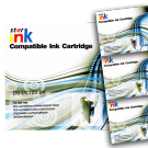 Pack 4 Cartouche compatible Brother LC-123