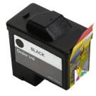 Cartouche rechargée Dell T0529 /  Noir / Rechargé