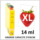 Cartouche compatible Epson T2994 / Jaune 14 ml